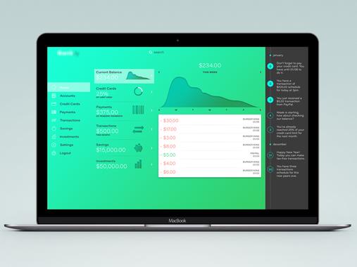 Bank Transactions App