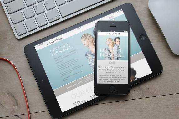 Responsive Web Site | Rich Media Profile