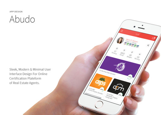 Abudo - It's Time (Android, iOS, and Web)