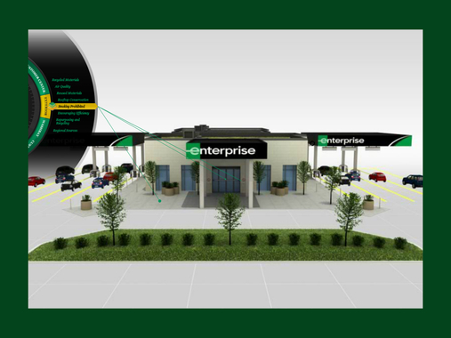 Enterprise - Leed Mircosite
