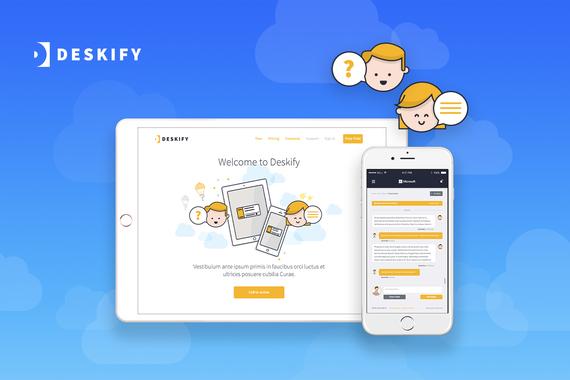 Deskify Helpdesk