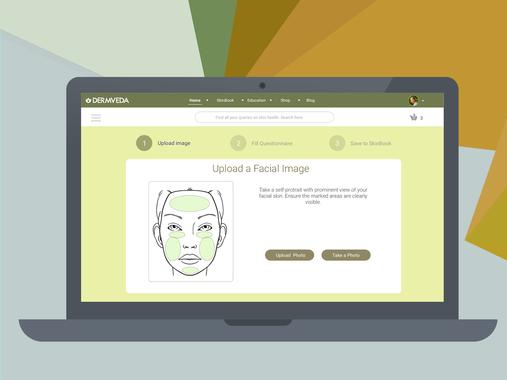 Skin Health Diagnostic Portal