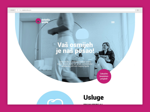 EsteticSmile | Website