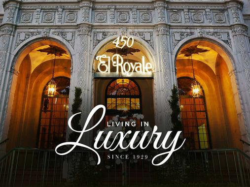 El Royale Apartments Website