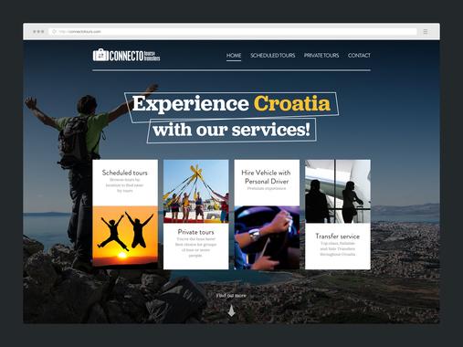 ConnectoTours | Website