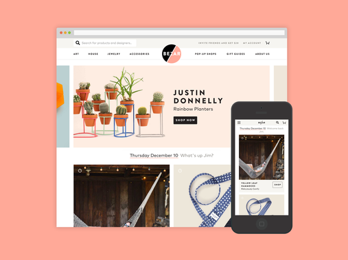 Bezar: Customer Experience