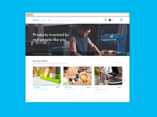 Quirky: Invention Platform