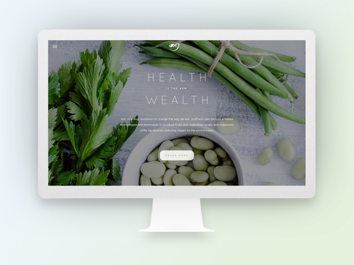 JustFresh Website