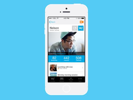 Hang w/ Mobile Application