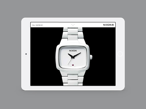 Nixon Mobile Sales Application