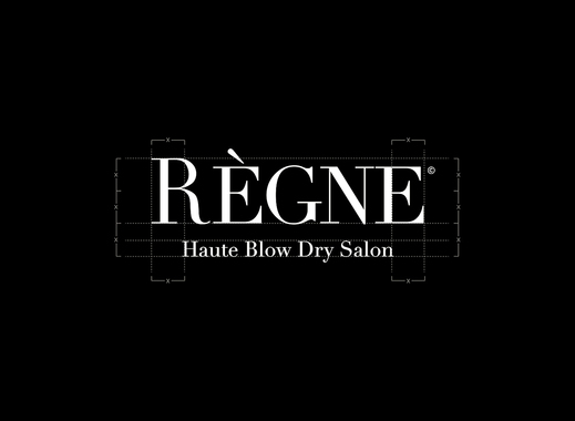 Règne Salon: Website + Brand Development