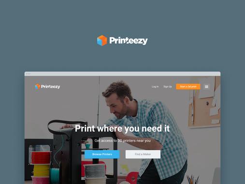 Printeezy – 3D Printing Hub