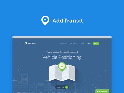 AddTransit – Online Transportation Services
