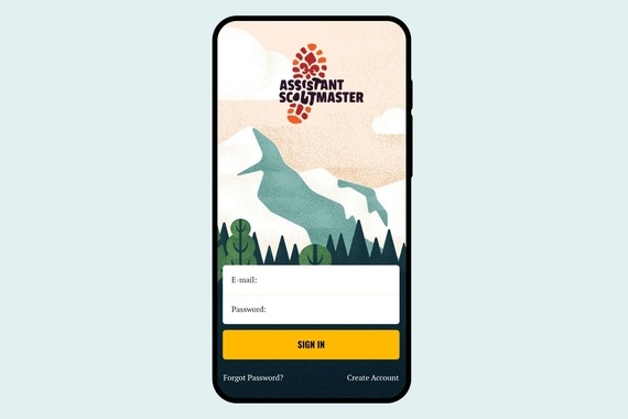 Mobile App for Boy Scout Troops