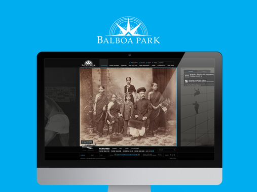 Digital Assets Library for Balboa Park Online Collaborative