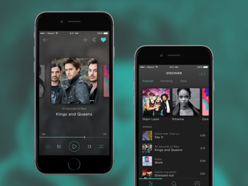 Bass Mobile App