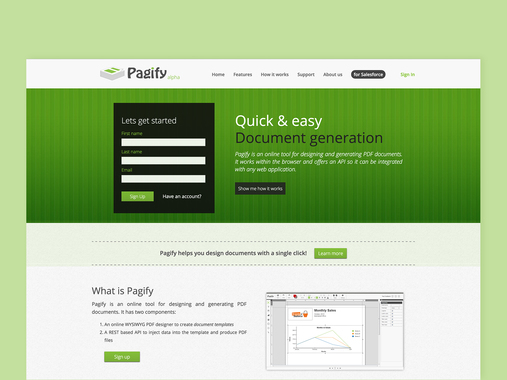 Pagify Editor