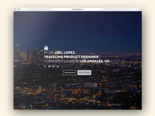 typefasterjoel: Brand & UI/UX Design