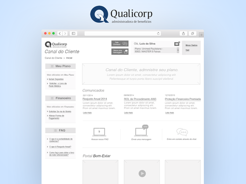 Qualicorp | Intranet