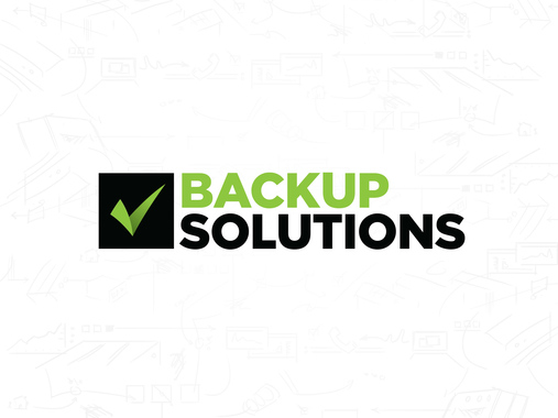 BackUp Solutions - Identity, Web Design, Iconography Suite