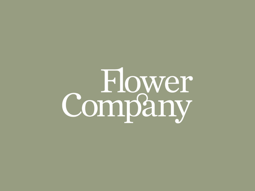 Flower Company Branding and Package Design