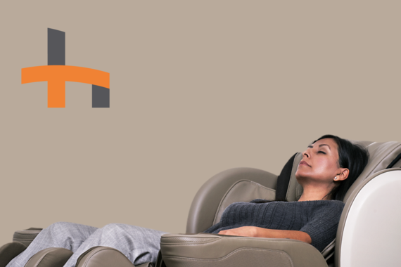 High-converting eCommerce Website for The High-performance Massage Chair Brand