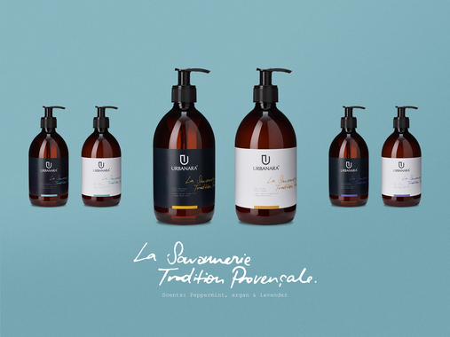 Product Design and Packaging | La Savonnerie by Urbanara