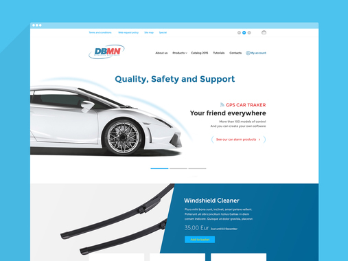 DBMN | Automotive Logistics and Support