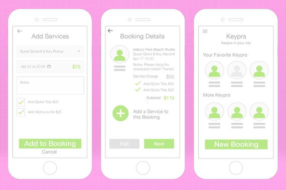 Keypr Mobile App