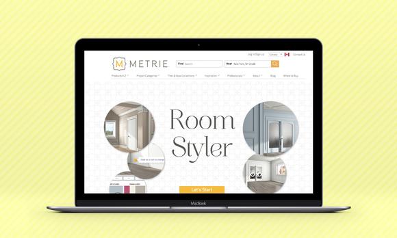 Metrie Room Styler