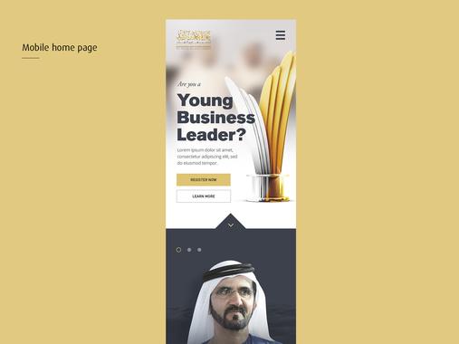 SME Awards Website