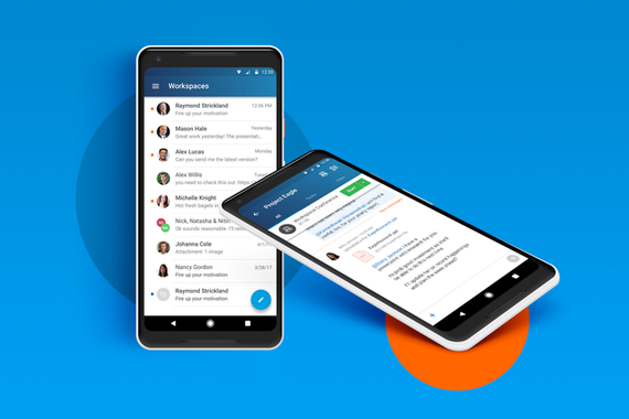 Mitel Teamwork | Android App