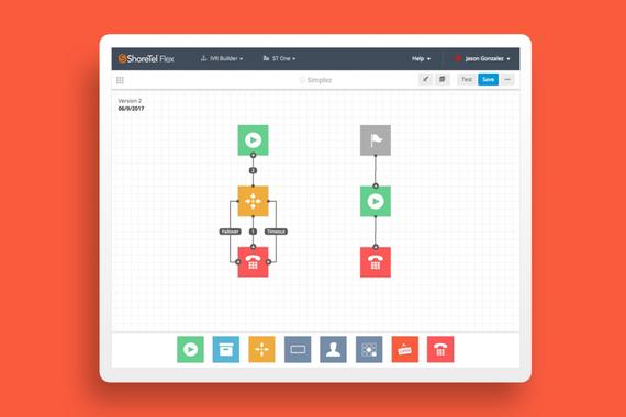 Visual IVR   Web App