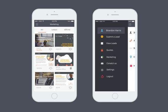 Salesforce Partnership | iOS App