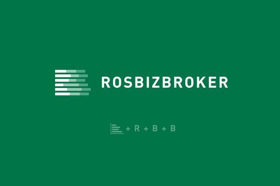 RosBizBroker | Logo Design and Branding