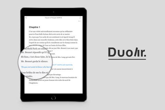 Duolir Books with Subtitles