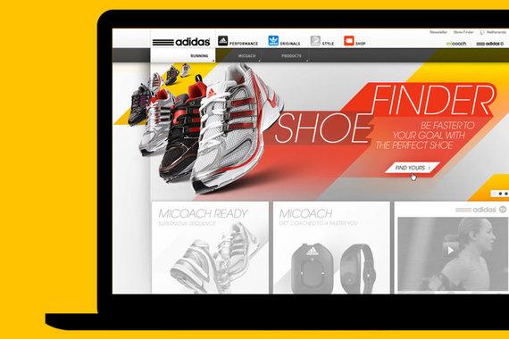 Adidas Shoe Finder