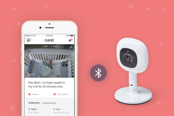 Nanit | Smart Baby Monitor iOS App