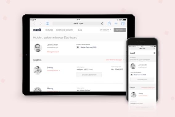 Nanit Web App