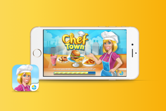 ChefTown Mobile Game
