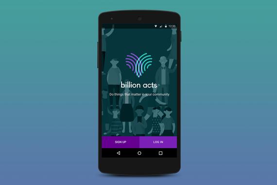 Billion Acts App