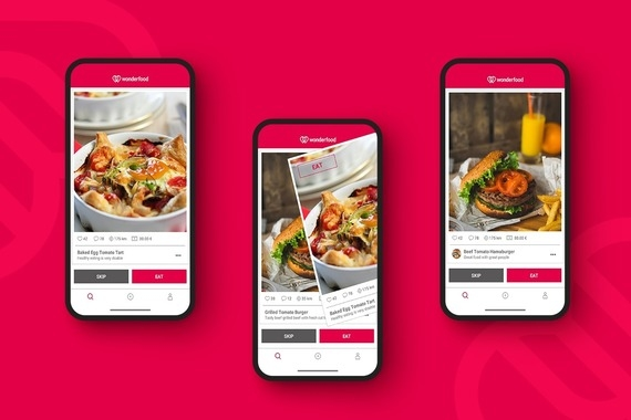 Wonderfood Mobile Application