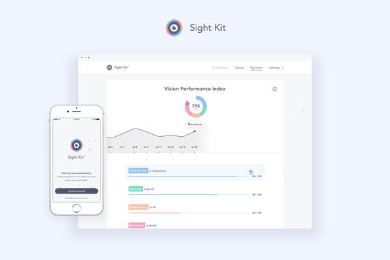 Sight Kit | Branding, UX/UI Design