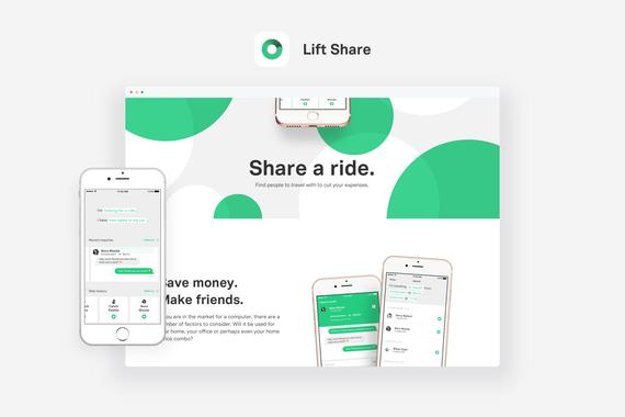 Lift Share | App
