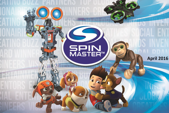 Spin Master Corp | Ongoing Investor Relations Services