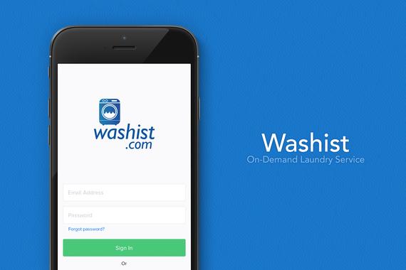 Washist | On-demand Laundry Service