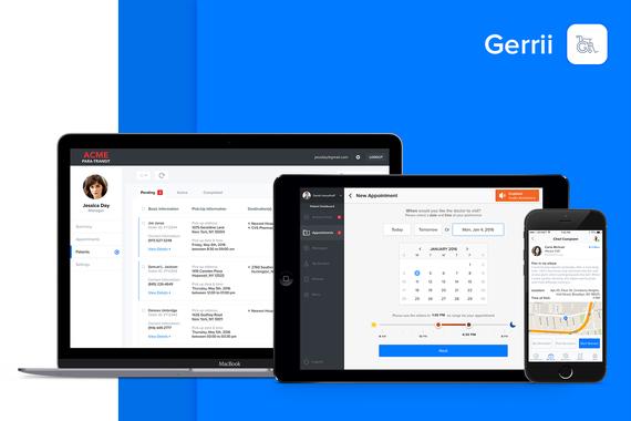 Gerrii | Home Consultation on Demand