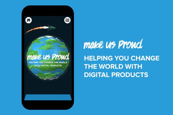 Digital Agency Branding and Site