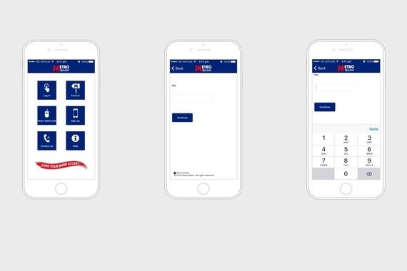 Metro Banking App Review