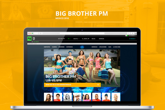 BIG BROTHER PM (MEXICO)